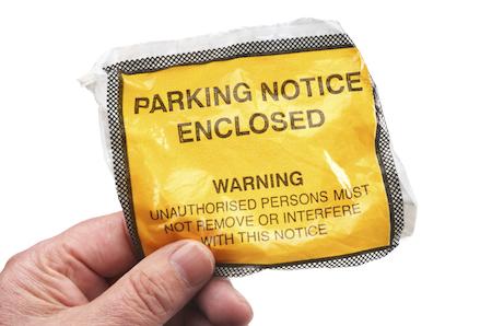 Parking-fine