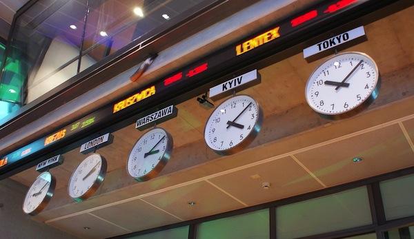 Timezone Jet Lag