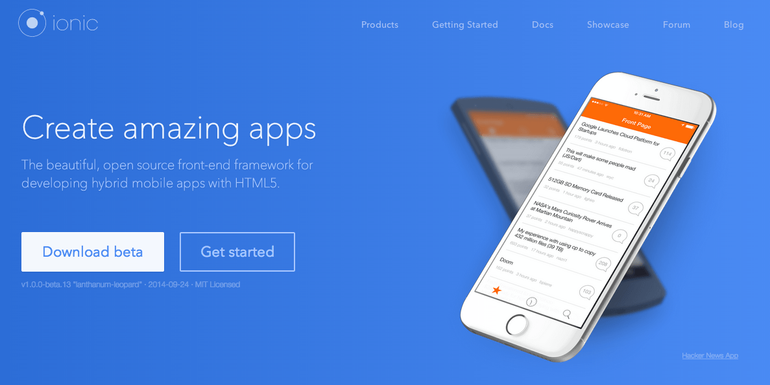 Discover how we built our app in 2 weeks using Ionic Framework