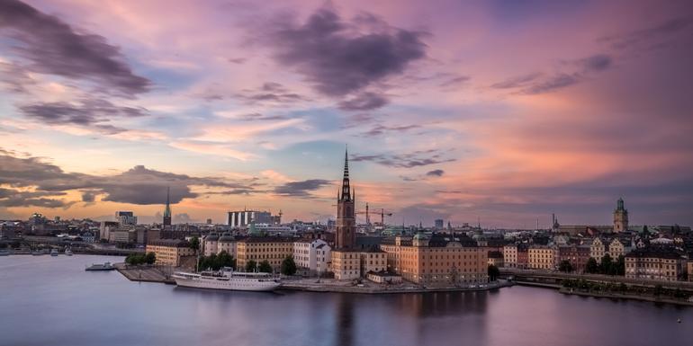 literary holidays - Stockholm