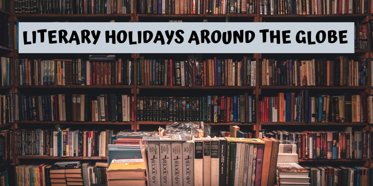 literary holidays
