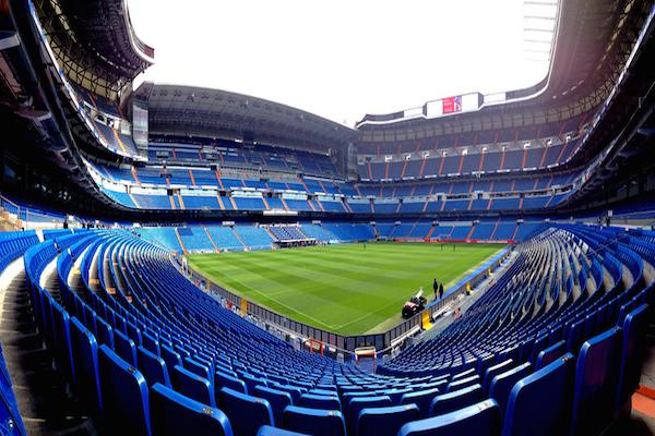 Real Madrid's stadium