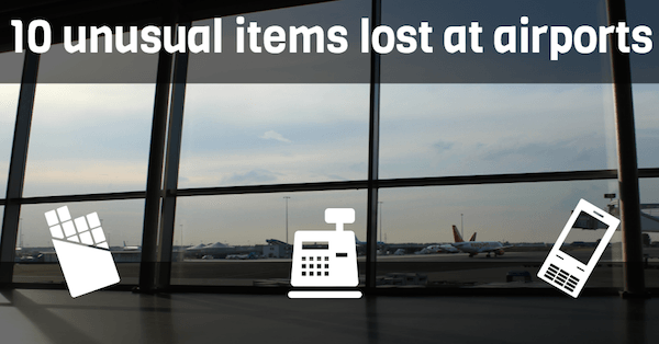 Lost Items Airports