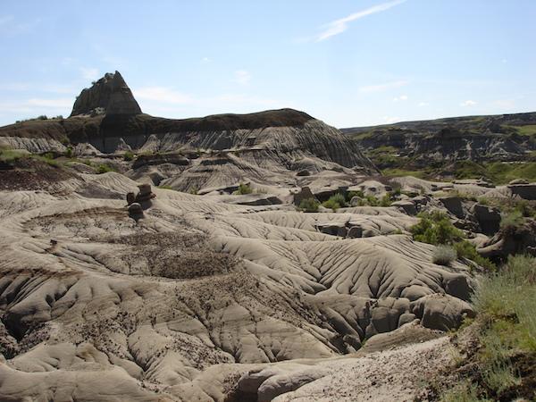 UNESCO Dinosaur Provincial Park