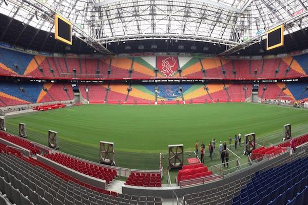The Amsterdam Arena stadium tour