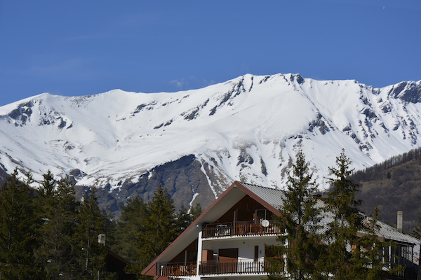 Chalet under the Bardonecchia mountains