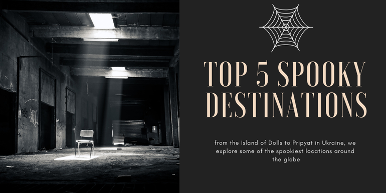 How many of our top 5 spooky destinations have you visited?