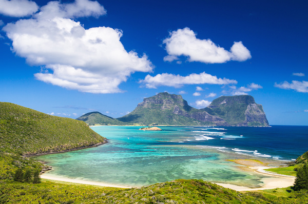 Lord Howe UNESCO site
