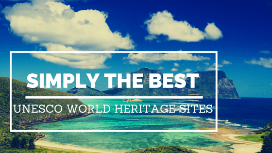 The best UNESCO sites