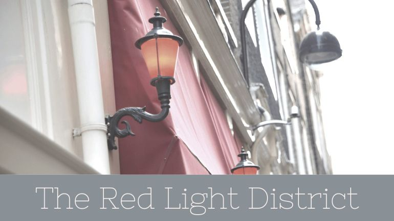 There's lots to learn from The Red Light District. Be sure to leaveroom in your 3 days in Amsterdam itinerary for a visit.