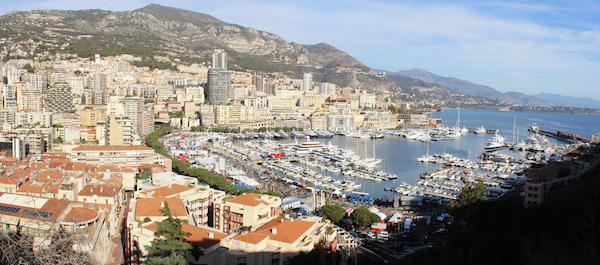 Monaco is certainly not a cheap holiday destination!