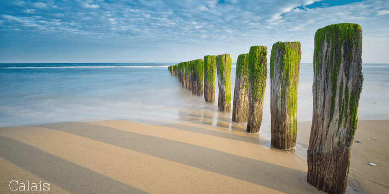 A visit to northern France wouldn't be the same without a trip to Calais