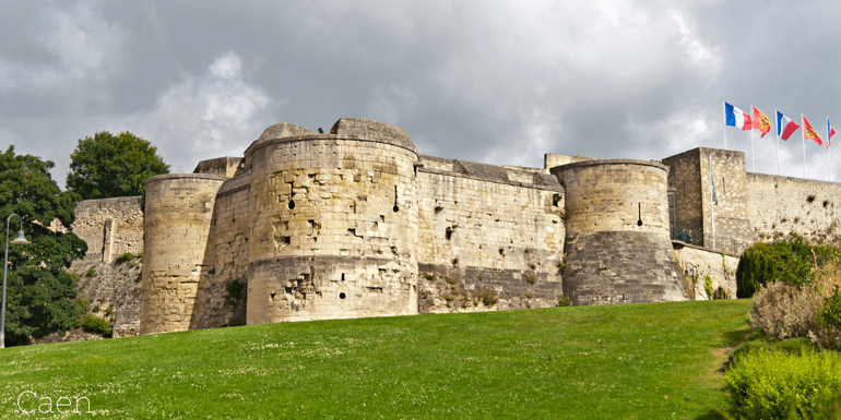 Visit Northern France: Caen
