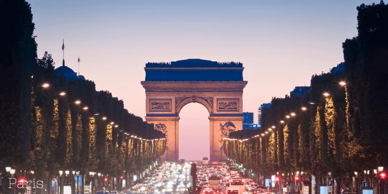 Visit Northern France: Paris