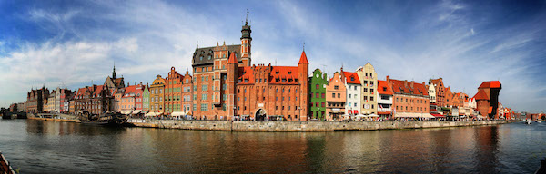 "Photo Credit: ""2012-08-30 pano gdansk sm2"" by Pjama"