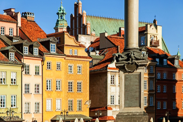 Let's plan a weekend away in Poland
