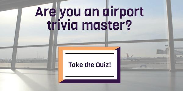 Airport Trivia Quiz