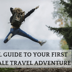 guide to your first solo female travel