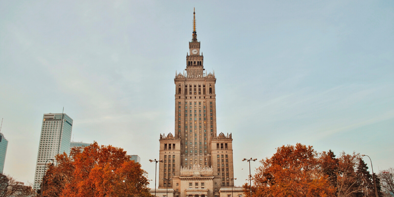 Where to go in Poland: Warsaw