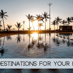 cheap destination for your holiday