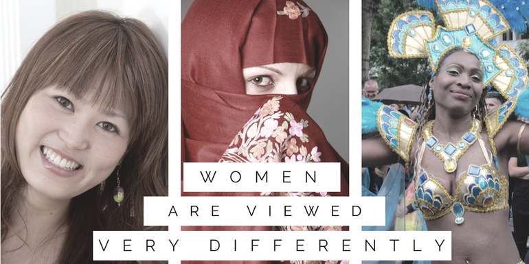 females are viewed very differently in various cultures - don't get caught out!