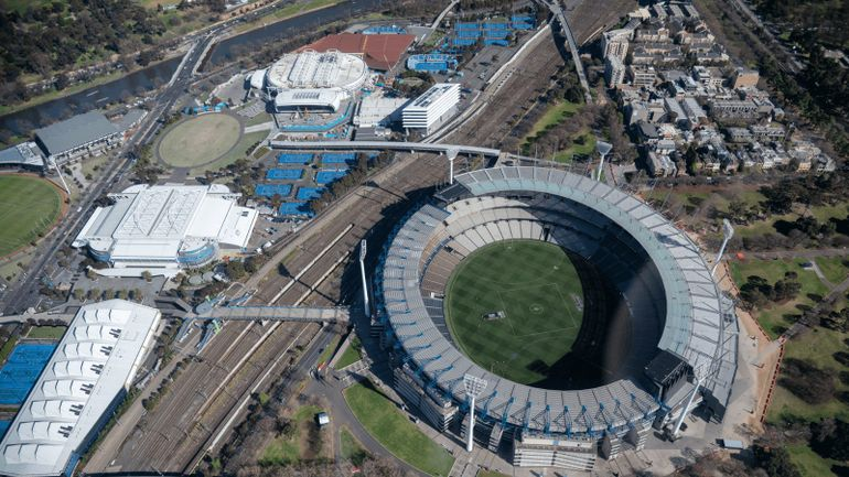 melbourne cricket field