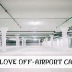 off airport car park