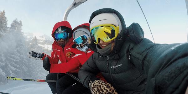 ski resort for beginners