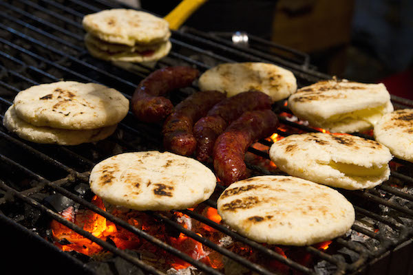 The Arepas from Venezuela must be tried - Culinary Tourism
