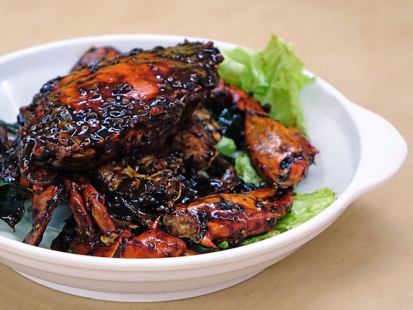 Black Pepper Crab is one of the two delicious dishes attributed to Singapore - Culinary Tourism