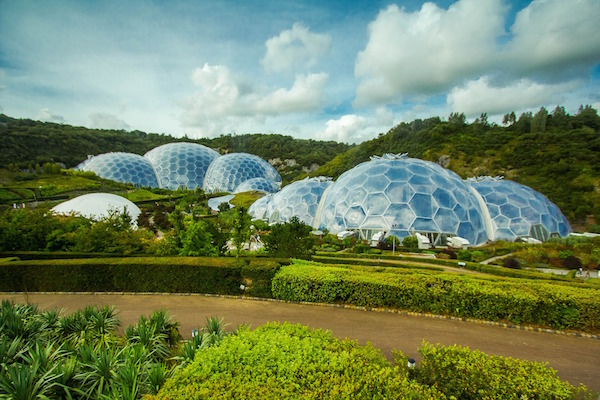 The Eden Project is a must-see attraction in Cornwall