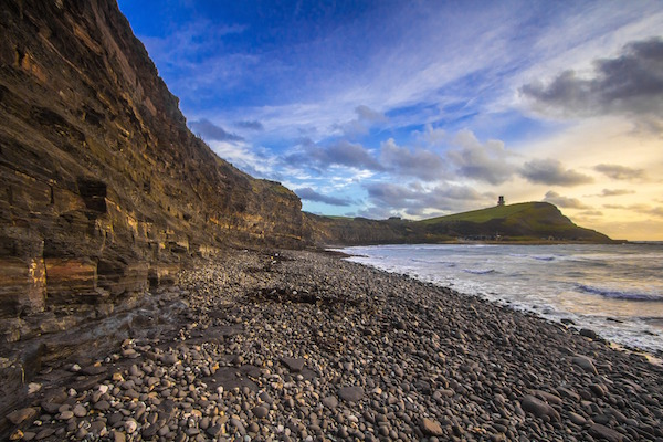 Book a staycation in Dorset and be sure to visit the Jurassic Coast!