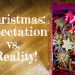 A look at the expectations we have around Christmas and their harsh realities. Just a bit of fun!