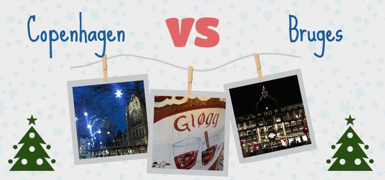 Copenhagen Vs Bruges