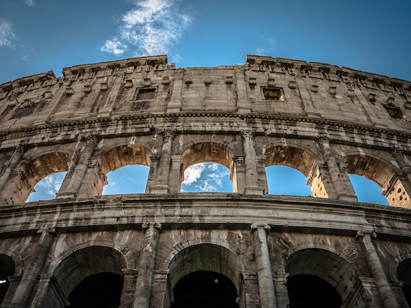 Historical monuments such as the Colosseum are slowly being destroyed by over tourism and lack of respect shown by tourists