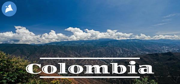Colombia makes it onto our list of top 10 travel destinations for 2017