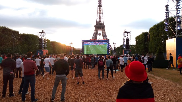 Euro 2016 attracted roughly 1.5 million international visitors to France