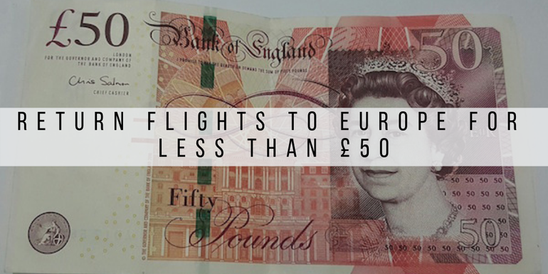 Flights to Europe for under fifty pounds is hugely contributing to overtourism