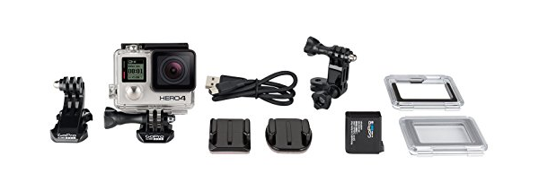 Do you think giving the gift of a GoPro is too much? No, us neither...