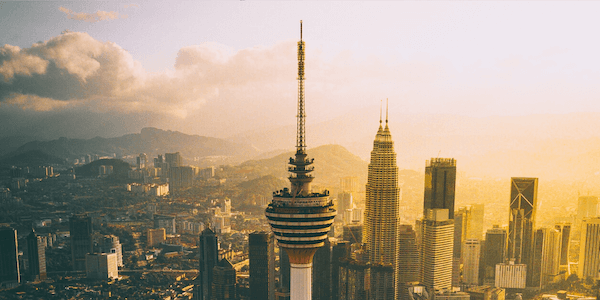 most visited cities - Kuala Lumpur