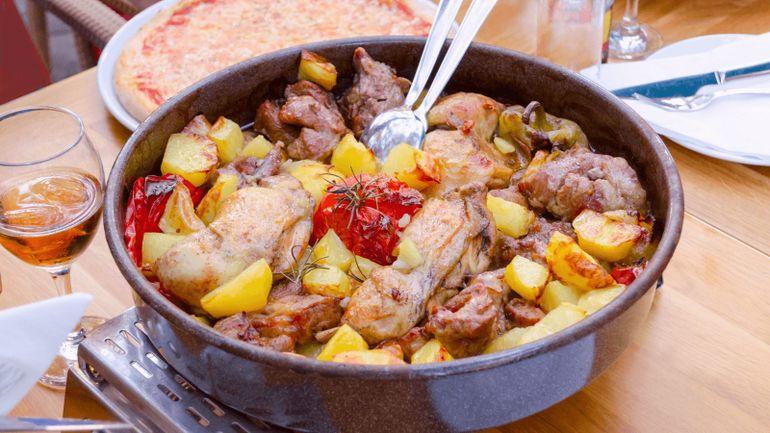 family friendly holidays to Croatia - Croatian cuisine