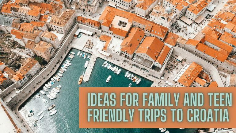 Ideas for family and teen friendly trips!