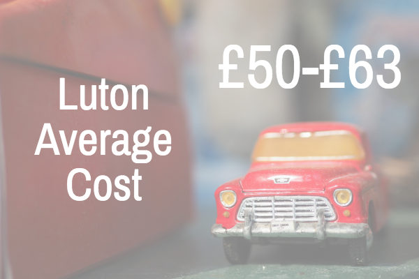 Luton prices