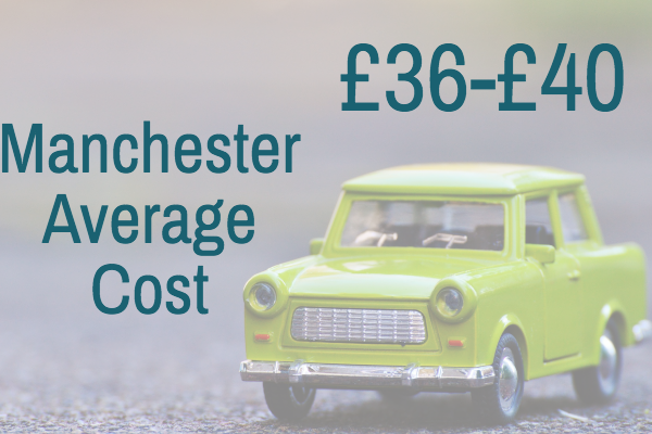 Manchester airport parking price hikes