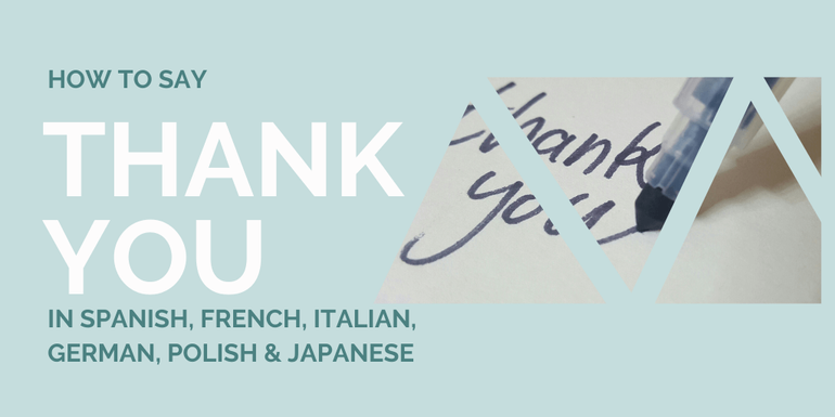 Learn how to say Thank You in Japanese!
