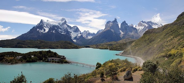 with its springtime starting in October, it's the perfect time to take a trip to Patagonia!