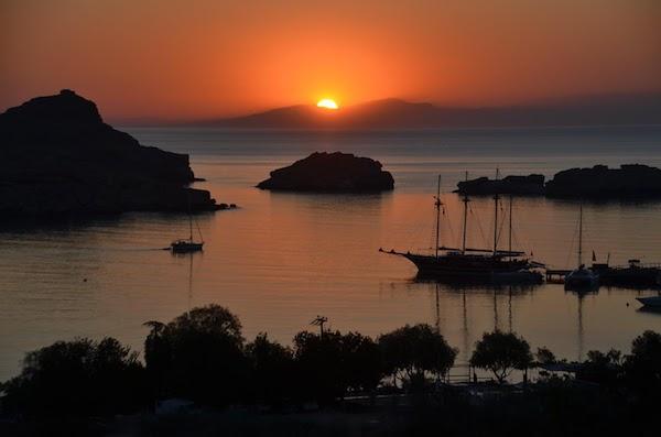 with an average of 300 days of sunshine each year, Rhodes makes a brilliant autumn sun destination!