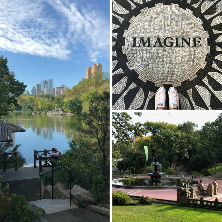 72 hours in New York - Central Park