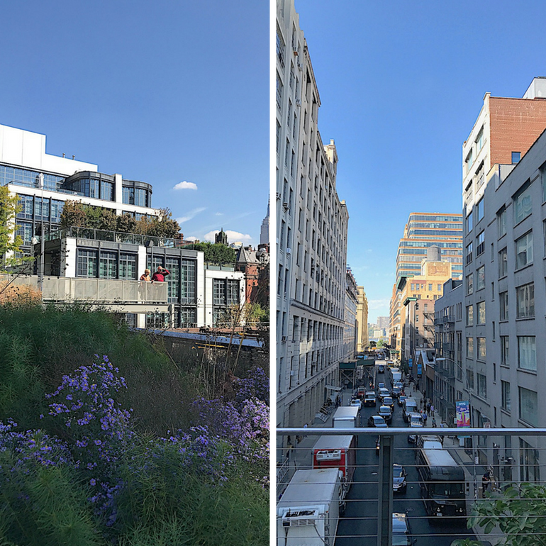 72 hours in New York - J+Highline
