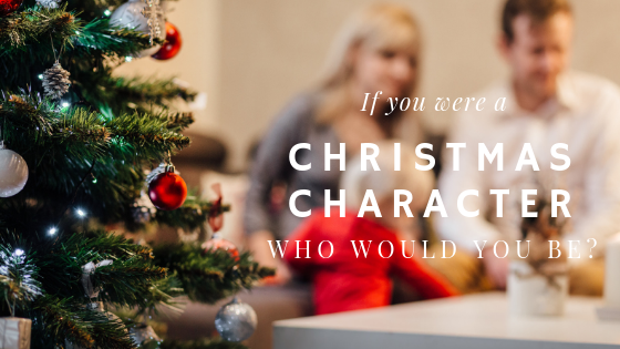 If you were a Christmas character, who would you be? Take our quiz to find out